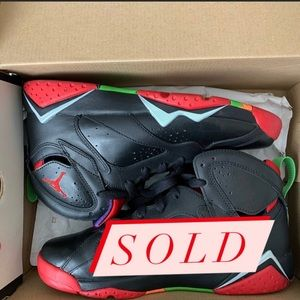 SOLD! Jordan 7 Retro Youth size 7 Sold
